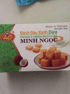越南綠豆椰子糕 越南特產
