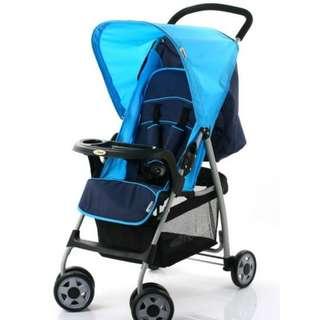 Hauck sport stroller untuk dijual