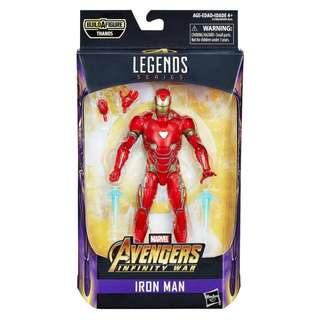 Marvel Legends Avengers Infinity War - IRON MAN