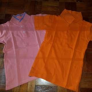 2in1 Polo shirt 3-4yo