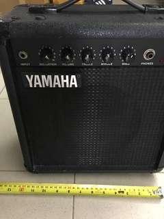 Guitar Amplifier-Yamaha (25W)