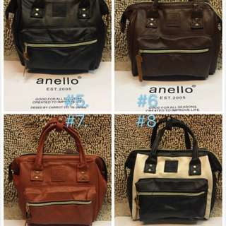 Anello Sling/backpack leather