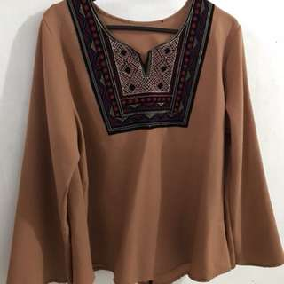 SALE Embroidery Top