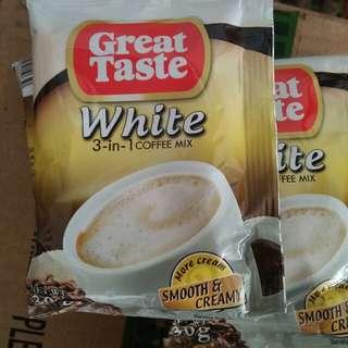 Great taste white singles