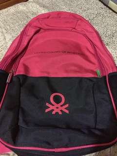 Benetton Backpack
