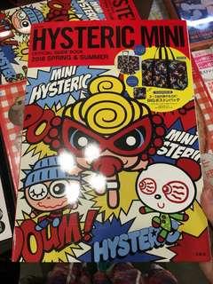 Hysteric mini 雜誌連旅行手提袋