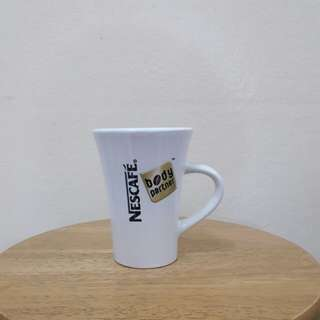 Nescafe body partner limited edition mug