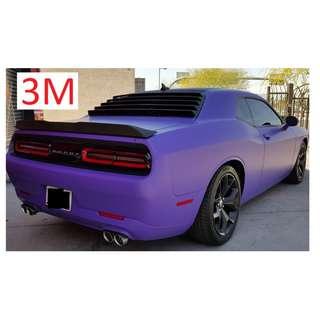 3M STICKER WRAP @ CARS