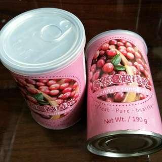 棉花田/整顆蔓越莓乾(全新未拆)