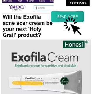 Honesi Exofila Cream (50mL)