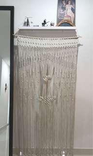 Wall decor - Macrame wall hanger