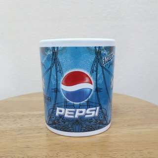 Pepsi the explorer mug