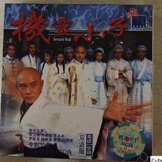 CANTONESE DRAMA VCD SET: SMART KID (DICKEY CHEUNG)