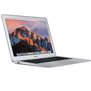 大量全新 MacBook Air💻(13吋 1.8GHz處理器 128gb 2017)