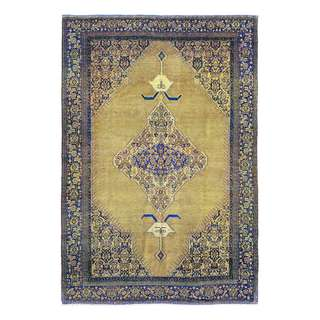 SAMEYEH LOT NO 0043 SENEH FROM N,W. PERSIAN 200 X 136 CM