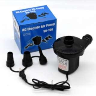 Pompa Angin Elektrik Tiup Vakum Electric Air Pump kasur angin - HAP004