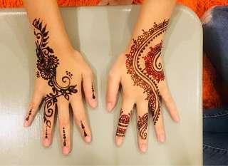 Henna @ bukit panjang
