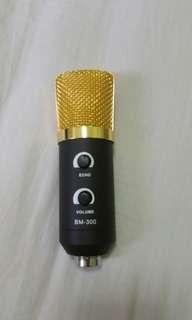 Studio Microphone  (condensor)