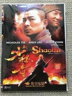 DVD Shaolin