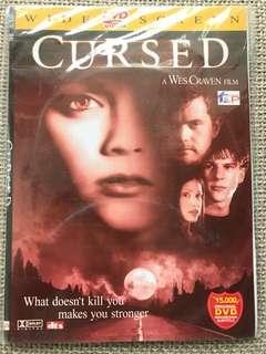 DVD Cursed