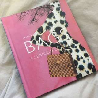 Bags: A Lexicon of Style Fashion Book