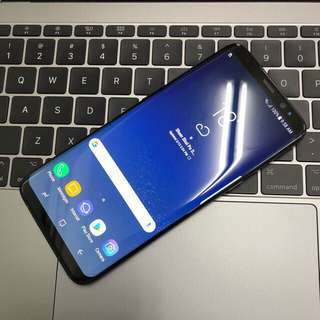 Samsung S8 Black 64G