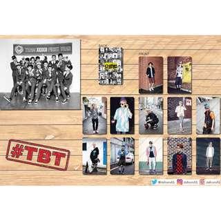 EXO Growl Photo Cards
