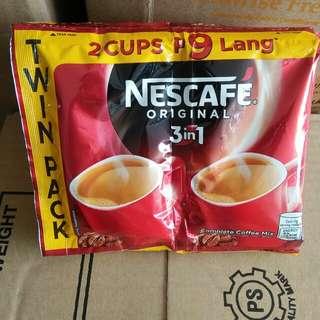 Nescafe Twinpack original
