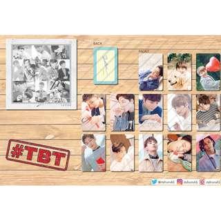 Seventeen Love & Letter Photo Cards 13PC Group Bundle