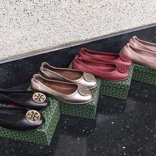 Ready TB flat shoes