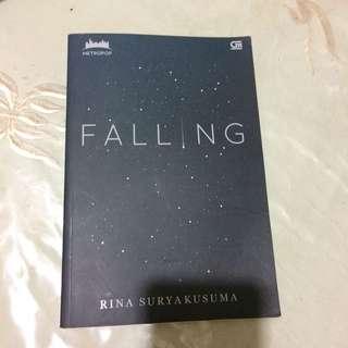 Novel Falling