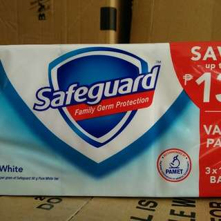 Safeguard by 3's