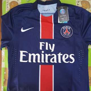 Jersey PSG made in thailand
