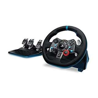 Logitech G29 Driving Force Racing Wheel for PS4/PS3