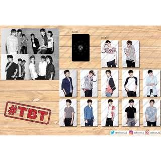EXO Mama Photo Cards