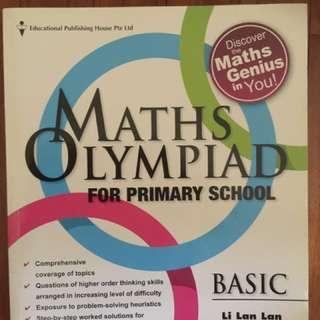 Maths Olympiad for Primary school (Mid n Upper Pri )