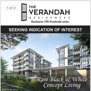 The Verandah Residences New Launch