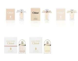 Chloe 特別版香水 20ml