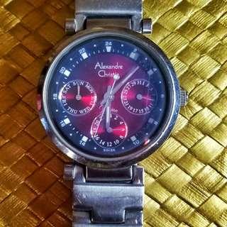 Jam tangan Alexander Christie
