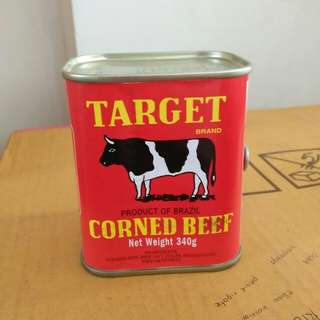 Target Corned beef imported