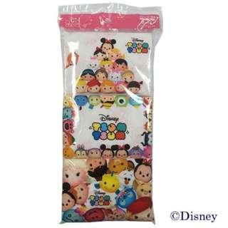 <日本直送 現貨> TSUM TSUM Pocket tissues (1 pack 6 包) TISSUES 有印刷