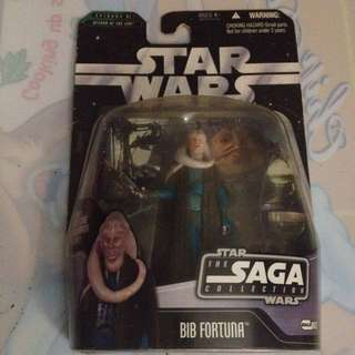 Star Wars saga bib fortuna
