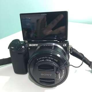 Sony NEX-5R 16.1 Megapixels Camera