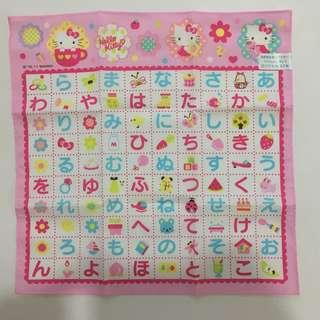 Hello Kitty 手帕 (Handkerchiefs)