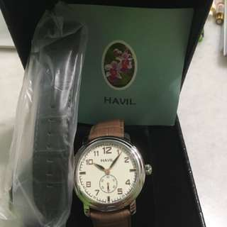 Havil Dress Watch 17A2