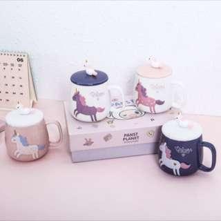 Unicorn mug cup