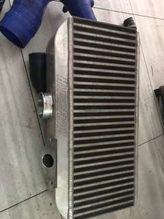Subaru TOP intercooler  hyperflow