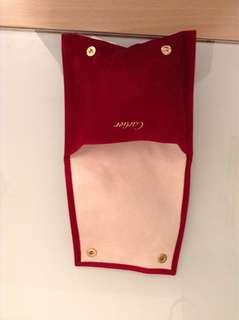 Cartier首飾袋