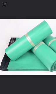 Green polymailers