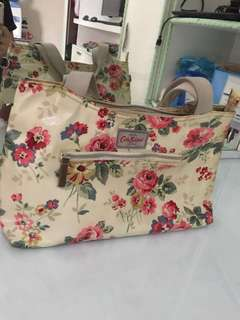 (REPRICED) Cath Kidston tote bag